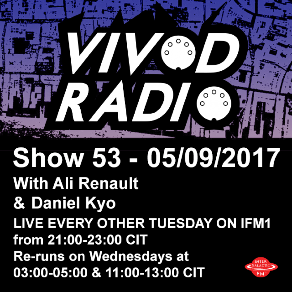 **RESCHEDULED FOR TONIGHT*** Vivod Radio with guest Daniel Kyo