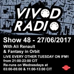 Vivod Radio 048 w Fantasy in Orbit