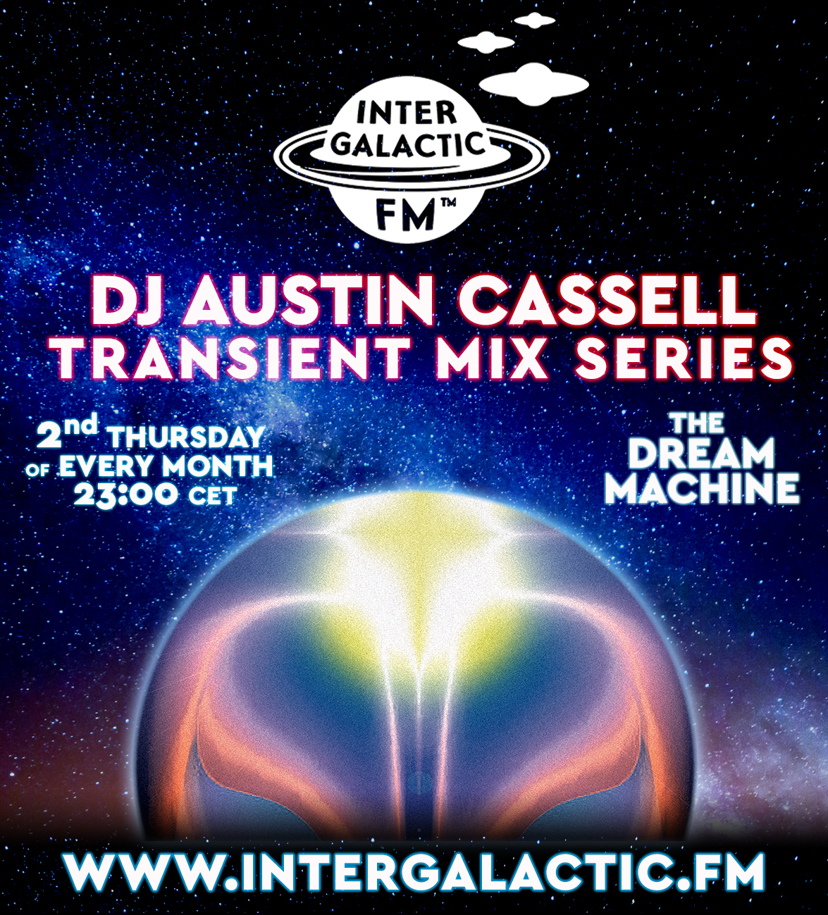 Transient Mix Series 06 - tonight 23:00 CIT on TDM