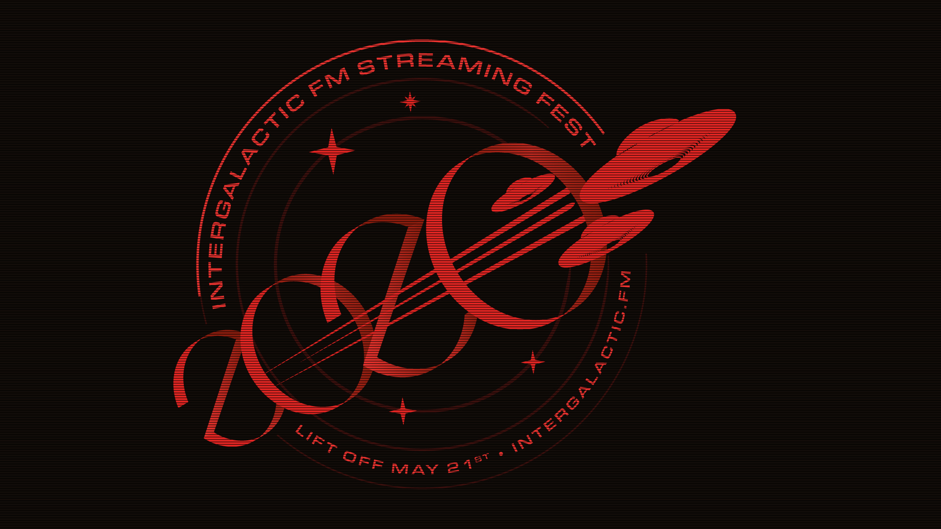 The Intergalactic FM Streaming Festival of 2020 (May 21st)