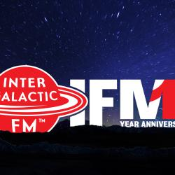 Intergalactic FM 10 Years Festival The Hague First Flyer and Announcement (Updated March 20)