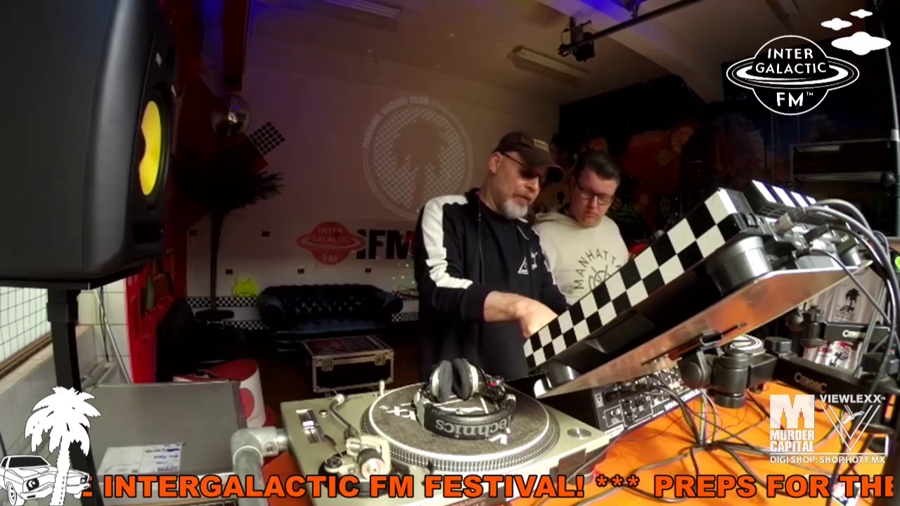 IFM Festival 2018: InterrFerence & Menschmaschine @ Panama RC