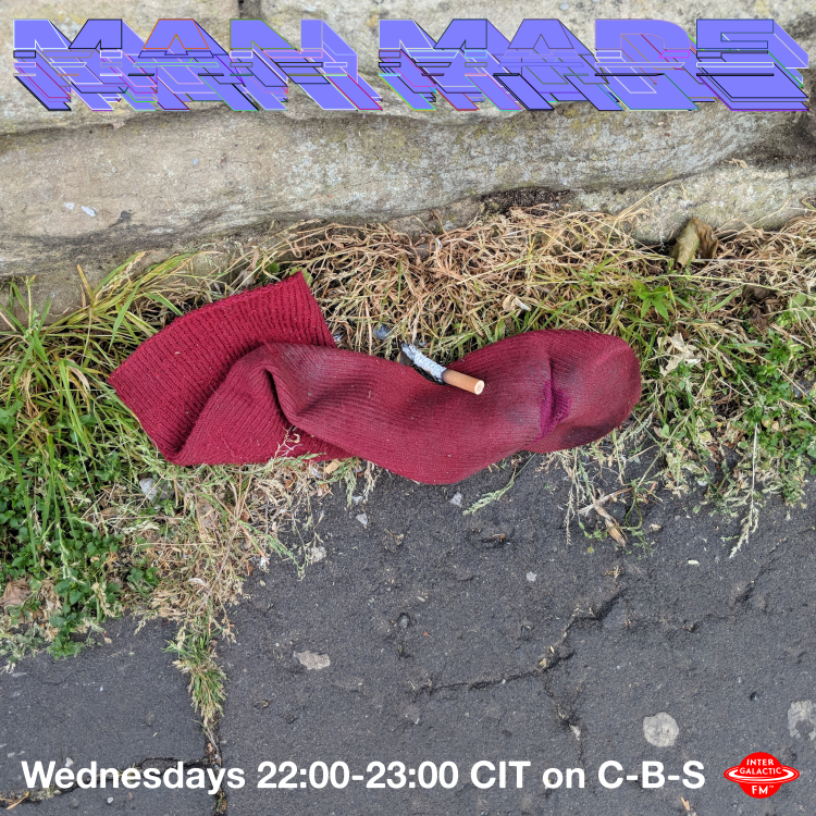 MAN MADE - Live Show - Tonight 22:00 CIT on C-B-S