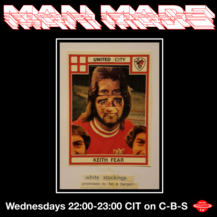 MAN MADE - Live Show - Tonight 22:00 CIT on the Cybernetic Broadcasting System