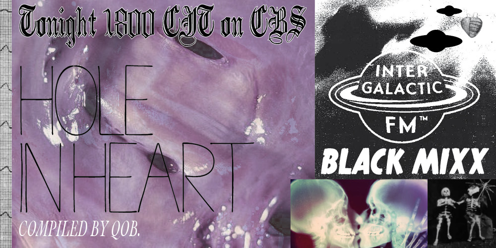Black Mixx@Sixx: QOB - Hole In Heart