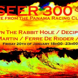 Today 18h00 CET: SEER 300 Live from The Panama Racing Club