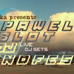 ALAZKA presents: PAWEL BLOT & DJ ENDFEST this Sunday at 19:00 hrs till 23:00 hrs